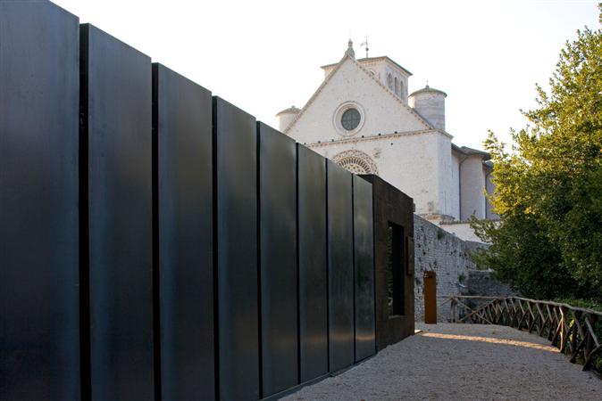 Info Point Bosco San Francesco d'Assisi